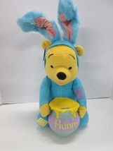 """Applause Funny Hunny Pooh Bunny talking 16""""  Winnie the Pooh plush - $12.82"""