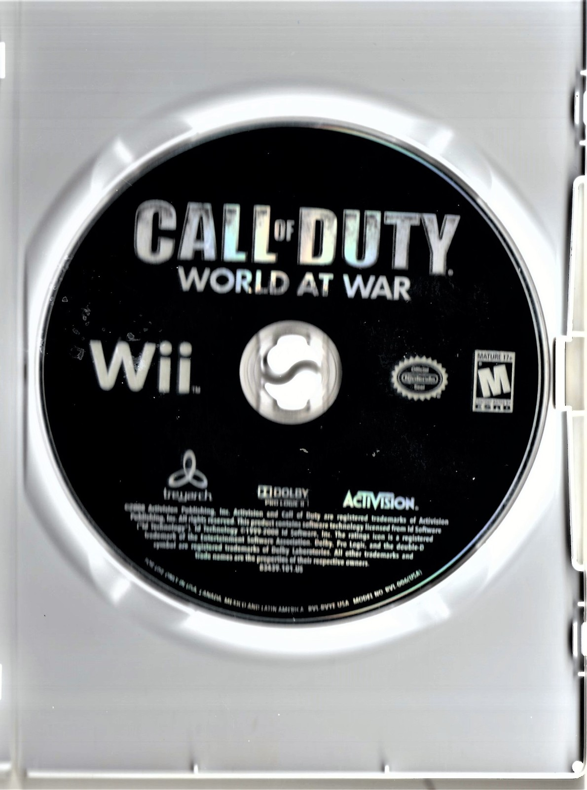 Wii - Call Of Duty World At War image 5