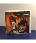 VINTAGE AUDIOBOOK CD BOOK IN BOX CASE PENDRAGON BOOK 3 NEVER WAR THREE M... - $14.85
