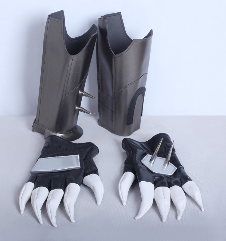 Overwatch Reaper Cosplay Costume Outfit for Sale