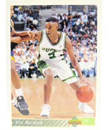 1992 Upper Deck Milwaukee Bucks # 332 Eric Murdock - $3.95