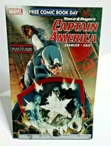 Captain America Marvel Comics 2016 Comic Book Day Issue - $1.99
