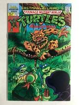 TEENAGE MUTANT NINJA TURTLES ADVENTURES #14 (1990) Archie Comics 1st VG+... - $9.89