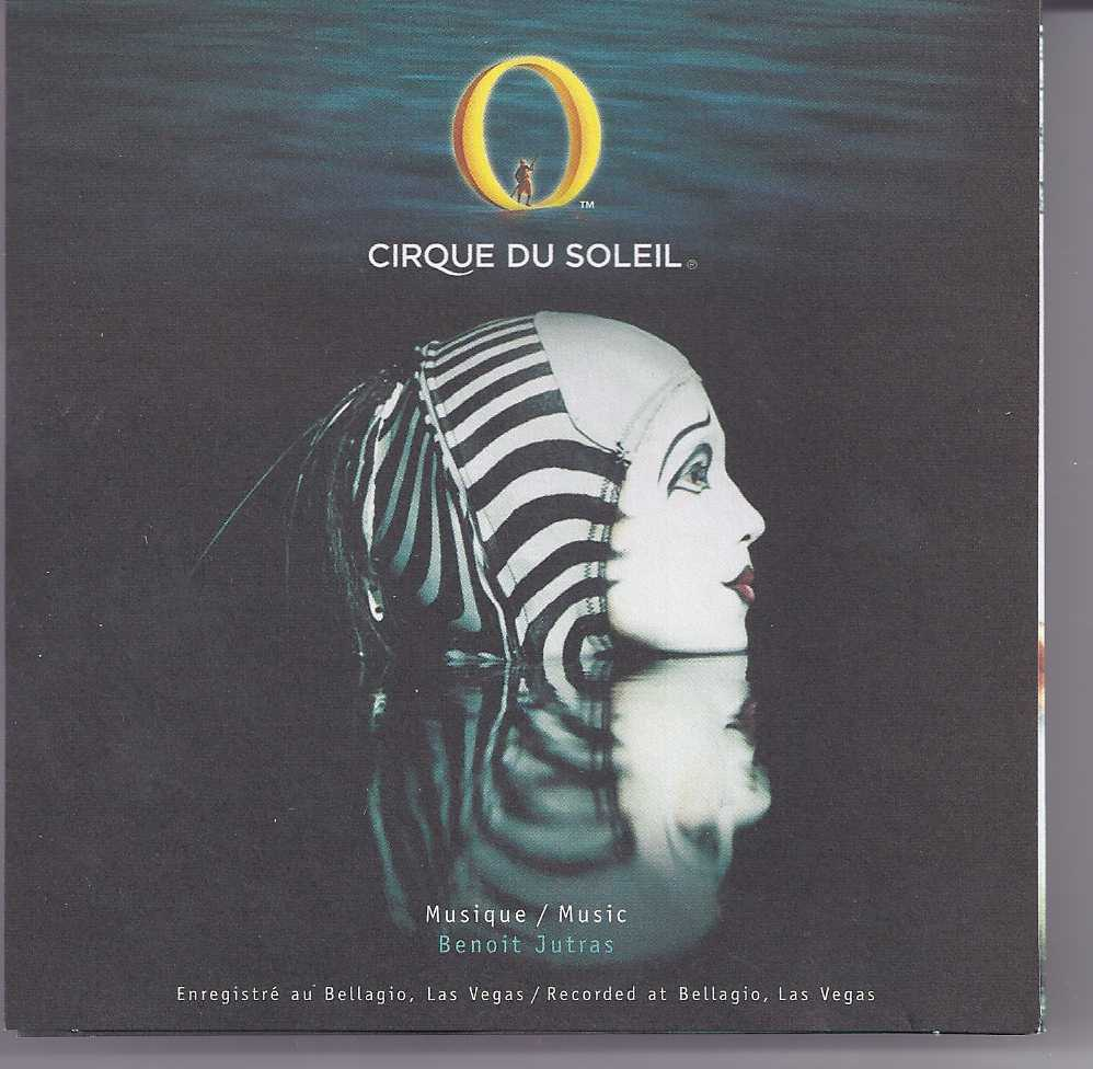 O show cd