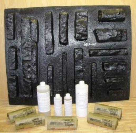 Kit odf 05k diy stackstone molds