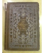 Art and Handicraft in the Woman's Building the 1893 Official Ed. Harcove... - $49.50