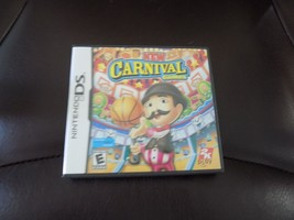 New Carnival Games (Nintendo DS, 2010) EUC - $23.40