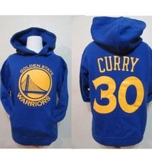 KIDS Golden State Warriors Curry Hoodie  - $24.00