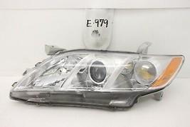 USED OEM HEAD LIGHT HEADLIGHT LAMP HEADLAMP TOYOTA CAMRY 07 08 09 nick m... - $84.15