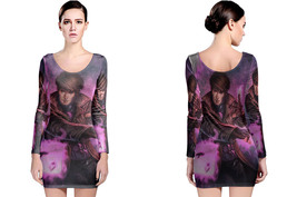 Gambit Action Long Sleeve Bodycon Dress - $24.99+
