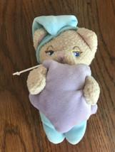 Fisher Price Mattel Sleepy Plush Bear with Star Baby Crib Mobile Replacement  - $9.49
