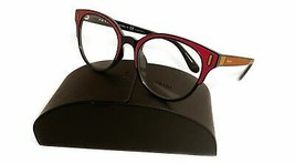 Prada Women's Purple Fuchsia Glasses with case VPR 08U SVS-1O1 52mm - $185.99