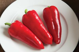 SHIP FROM US 10 Seeds Cornito Rosso Organic (F1) Pepper,DIY Vegetable Se... - $31.99