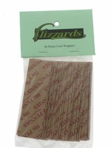 Penny/Cent Flat Coin Wrappers - 40 Pack  - $3.99