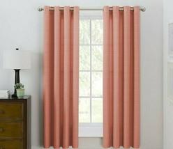 "Better Homes & Gardens Hatch Basketweave Single Window Panel 52"" x 84"" - $19.79"
