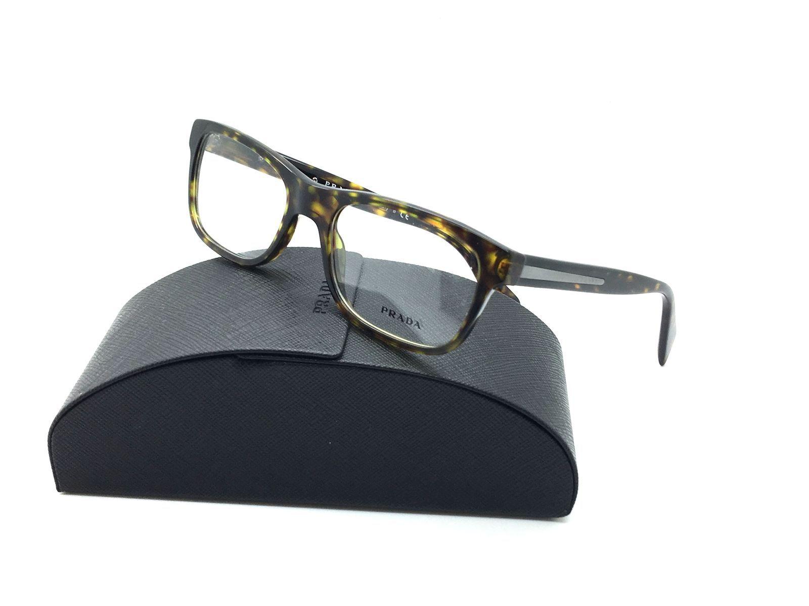 11e6466bce6 Prada Tortoise Eyeglasses 19P 2AU 1O1 53 mm and 50 similar items