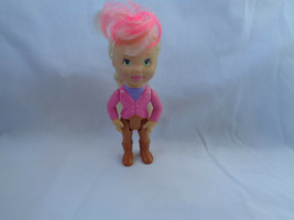 1999 Toy Biz Miss Party Surprise Pony Party Pink Streak Replacement Doll  - $2.36