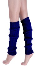 "CHUNG Women Juniors Knitted Leg Warmers 16"" Neon Party Dance Sports Fitn... - $16.14"