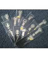 10 k plated bookmarks- 12 - $3.00