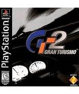 Gran Turismo 2  (PlayStation, 1999) - $4.99