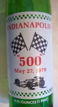 7Up From Indianapolis 500 Race, May 27,1979, 1 ~ 16 oz Bottle Souvenir - $29.95
