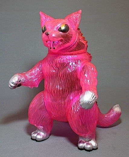 MaxToy Clear Pink King Negora - Ultra-Rare