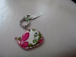 Vera Bradley Lilli Bell Seashore fish keychain NWT  (#3) - $15.00