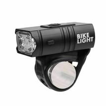 Bicicleta Luz LED 10W 800LM USB Pantalla de energía recargable MTB Mount... - $29.61