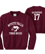 Mystic Falls Vampire Diaries Sweatshirt - $24.02 - $27.76