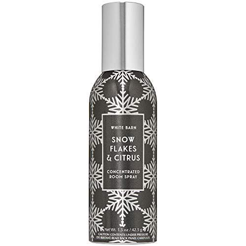 Primary image for Bath and Body Works Snowflakes & Citrus Concentrated Room Spray 1.5 Ounce (2019