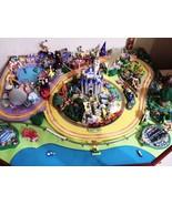 USA Disneyland Diorama Model SET! Disneyana Disney Parade Miniature Japa... - $1,955.25