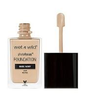 Wet n Wild Photofocus Foundation- Nude Ivory - $4.99