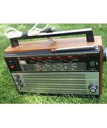 Rare Vintage Soviet Russian USSR OKEAN 209 RADIO LW MW SW USW Worldwide ... - $88.11