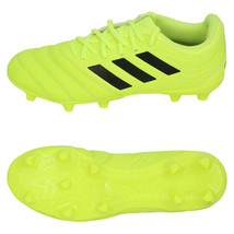 Adidas Copa 19.3 FG Football Shoes Soccer Cleats Boots Volt/Black F35495 - $82.99+