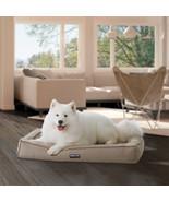 "Kirkland Signature 30"" x 40"" Orthopedic Bolster Dog Bed with Cooling Mem... - $87.00"