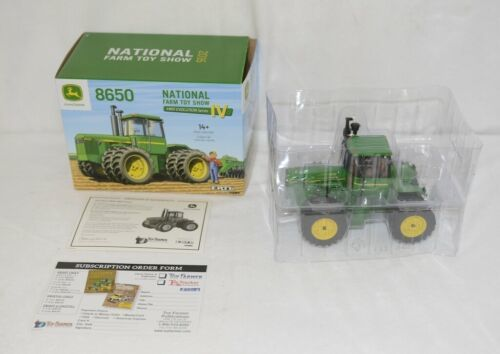 John Deere LP66139 National Farm Toy Show 2016 8650 4WD Evolution Series IV