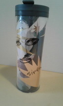 2012 Starbucks 16 fl oz NEW Travel Tumbler made with 35% recycled material - $15.79