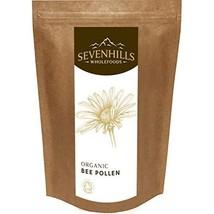 Sevenhills Wholefoods Organic Raw Bee Pollen 500g  - $48.00