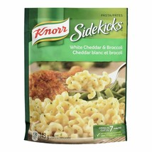6 X Knorr Sidekicks White Cheddar & Broccoli Pasta 143g Canada FRESH Fas... - $25.53
