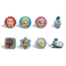 NEW Set of Magnets FROZEN Elsa Super Mario DISNEY lot of 24 PARTY FAVORS... - $9.95