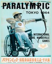 Decoration Poster.Home room art.Interior design.Paralympic.Japan.Archer.... - $11.30+