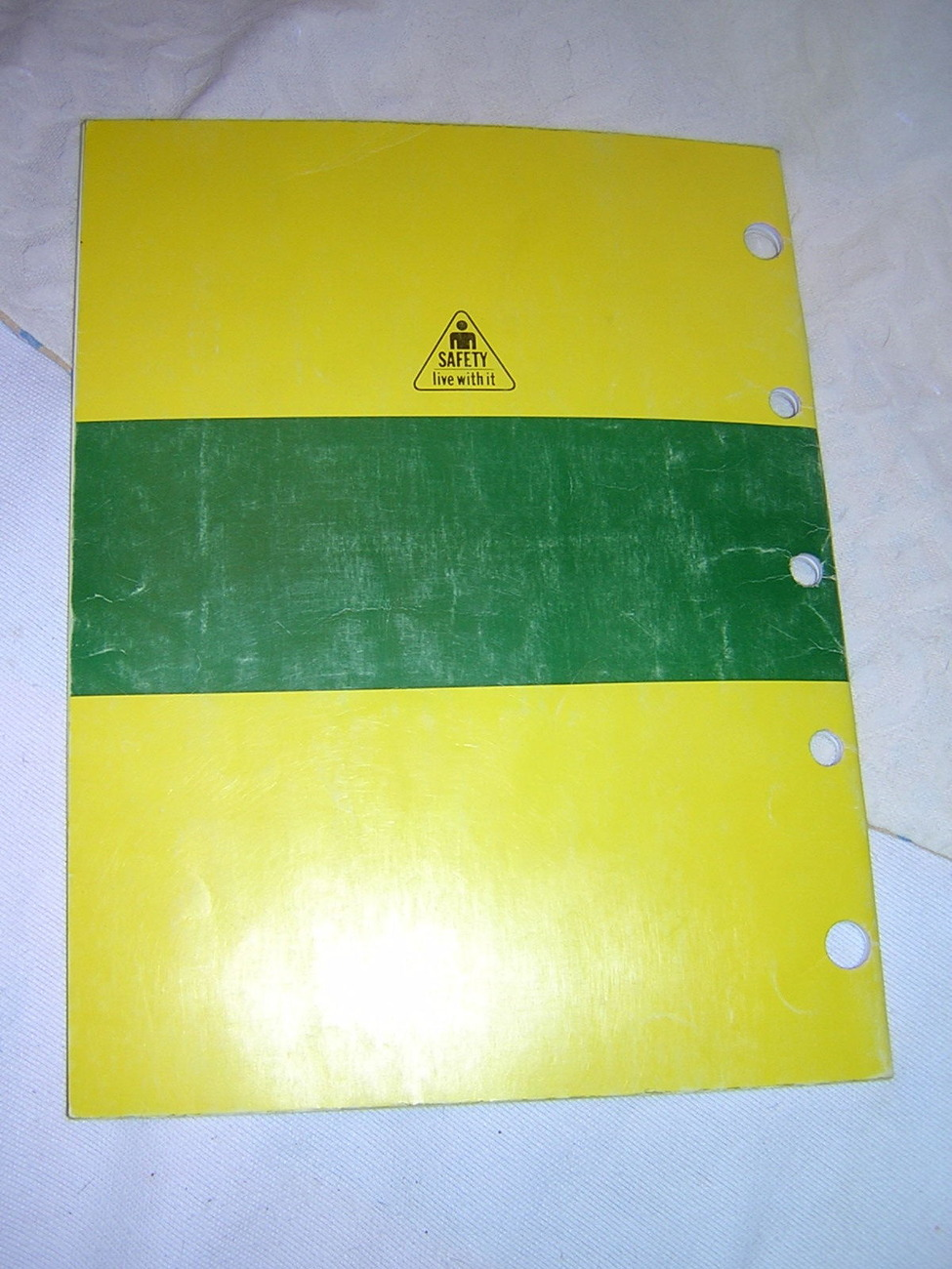 John Deere 752 Hay Tedder (Identification No. 840001- ) Operator  Manual