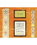 CROSS STITCH FAYE-RAYE NATURE MOTTO GRAPHS BOOK 4 - $2.50
