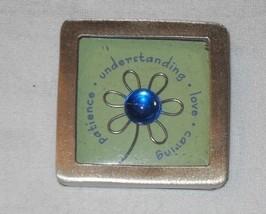 Hallmark Cards September Birthstone Pin  - $7.00