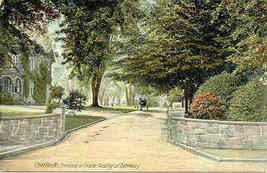 Crozer Theological Seminary Chester Pennsylvania 1913 Post Card  - $6.00