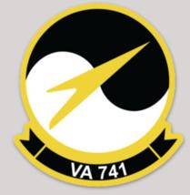 US Navy VA-741 Sticker - $9.89