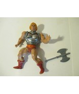 Mattel Vintage Battle Damage Armor He-Man Masters of the Universe Motu &... - $24.74