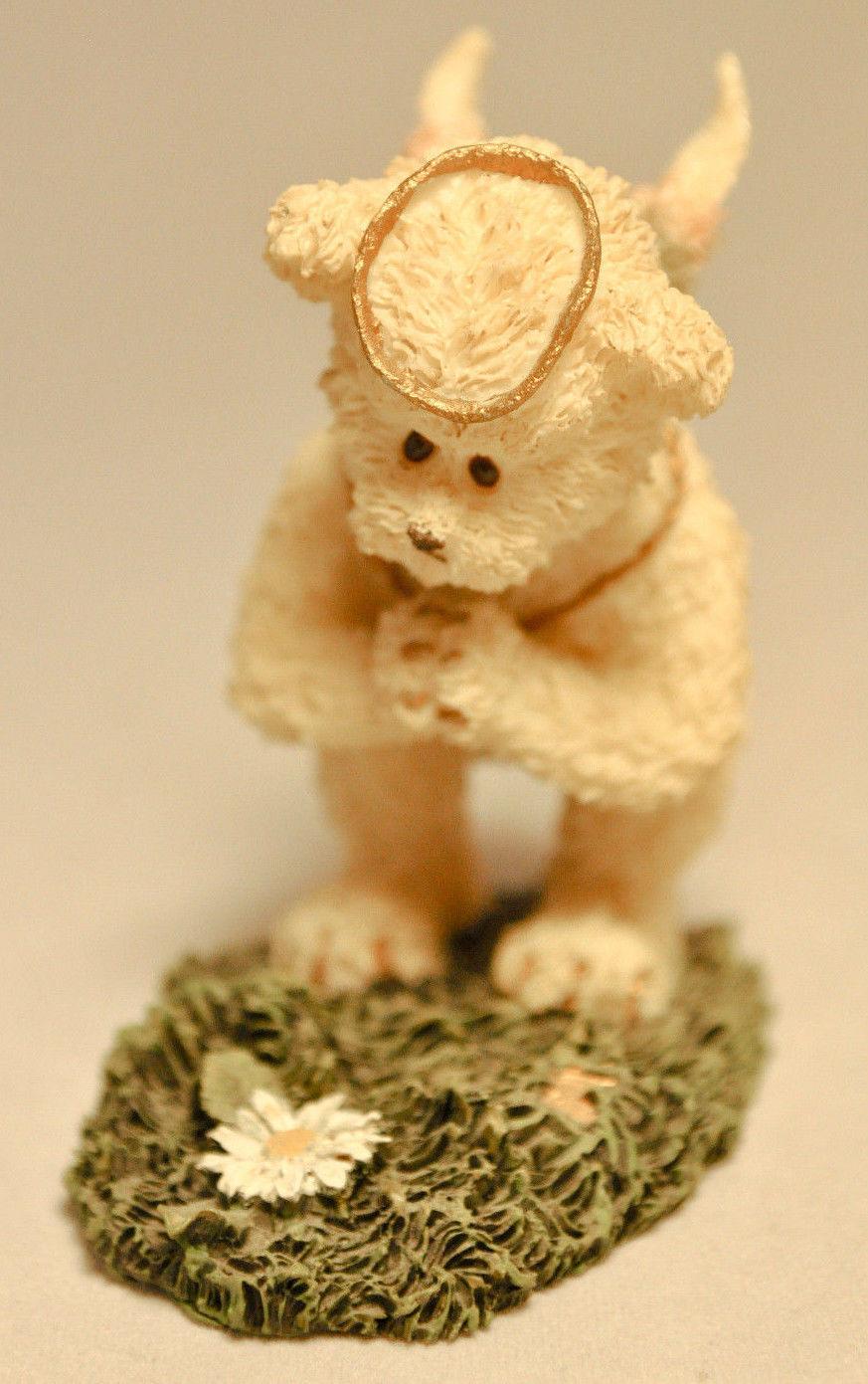 Boyds Bears & Friends: Petals - Style 24152 - Li'l Wings - Angel Bears