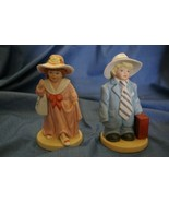 Home Interior Boy and Girl Playing Dress Up 1488 - $16.99