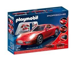 PLAYMOBIL Porsche 911 Carrera S - $53.47